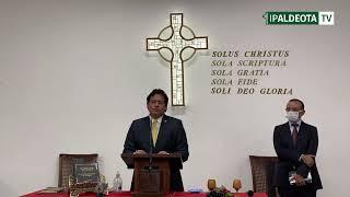 Culto Vespertino (17/05/2020)