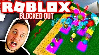 GET RID OF THEM BEFORE THEY GET PAST! :: Roblox Blocked Out english