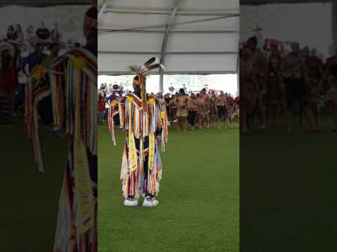First Nations and Māori performance @ Enoch Cree nation
