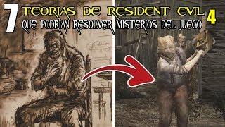 7 TEORIAS DE RESIDENT EVIL 4 QUE PODRIAN RESOLVER MISTERIOS DEL JUEGO