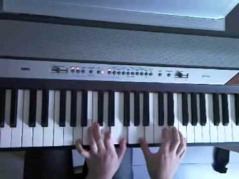 ABBA - SOS - piano tutorial