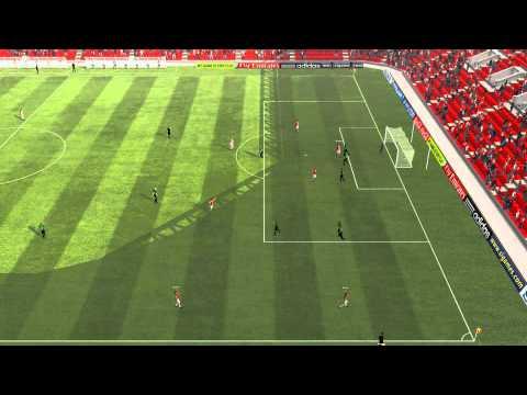 Slavia Prague vs Most - Kolar Goal 66th minute