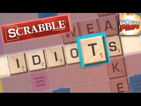 Idiots Play Scrabble on PS4 - GameSocietyPimps