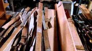 reclaiming wood in your neighborhood