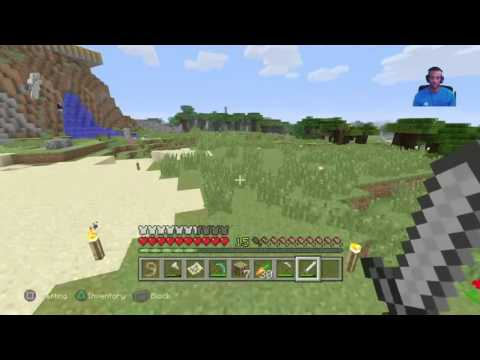 Minecraft Mania Community Seed Livestream Rampage PS4 Edition