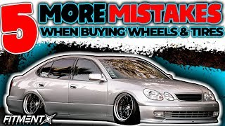 5-more-mistakes-when-buying-wheels-and-tires