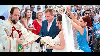 WEDDING FILM in Corfu, Greece  | Τζώρτζης & Ηρώ | Katehis Video Art