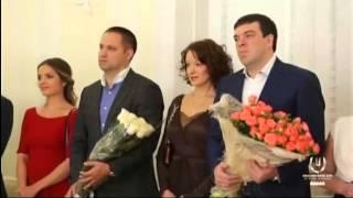 Олимпийские чемпионы поженились в Красноярске
