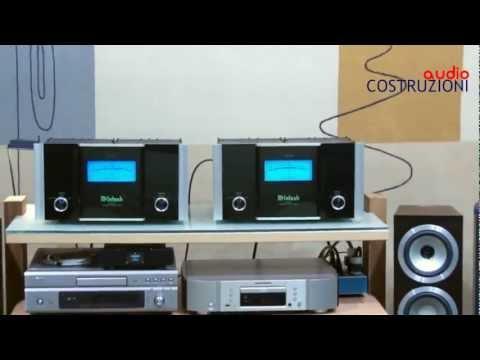 McIntosh MC 501 di Sbisa' di Audiocostruzioni.com
