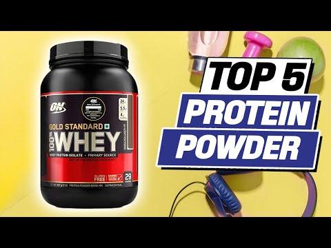Top 5 BEST Protein Powders of (2021)