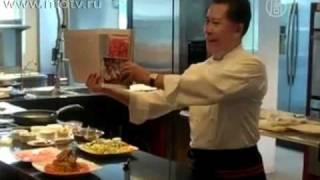 Знаменитый шеф-повар - о китайской кулинарии