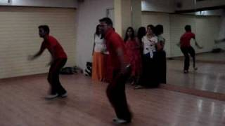 Twist, Love aaj kal by Lakshya Dance Unlimited