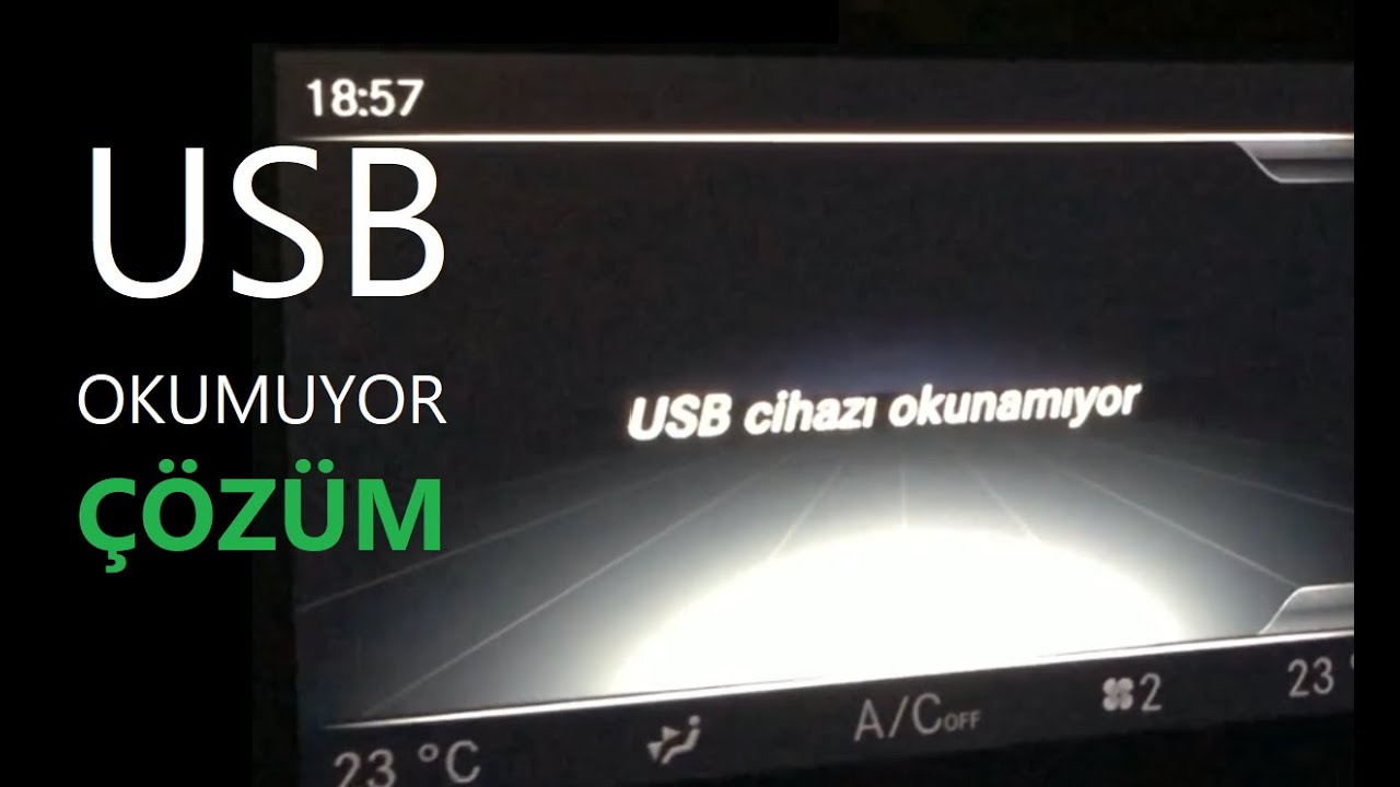 OTO TEYP FLASH BELLEK OKUMUYOR, TEYP MP3 ÇALMIYOR , OKUMAMA SORUNU ,ARABA TEYP MP3 ÇALMIYOR