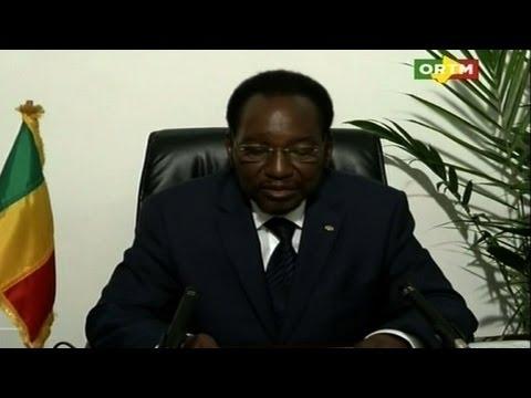 Mali's interim president sidelines PM Diarra
