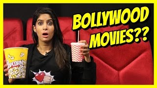 Annoying Things People Do While watching BOLLYWOOD Movies | AnishaTalks