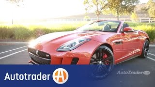 2015 Jaguar F-Type | 5 Reasons to Buy | AutoTrader