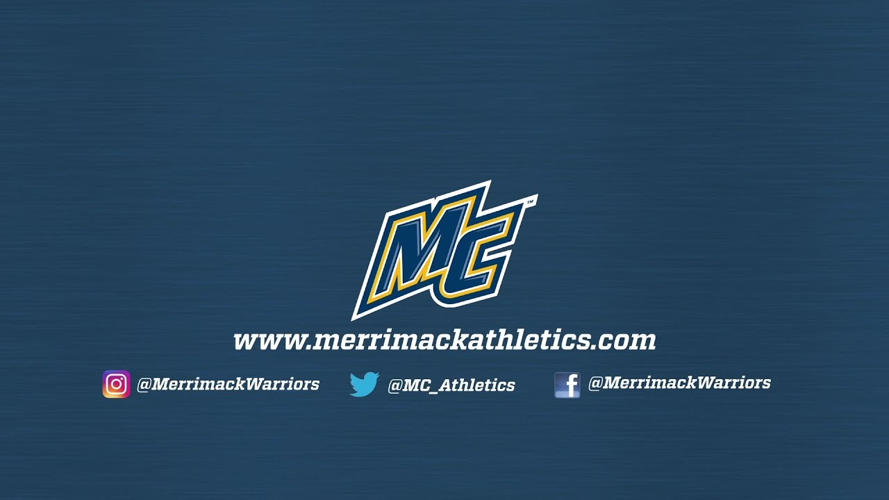 MIH: Merrimack Men's Hockey Highlights vs Boston University (2-27-21)