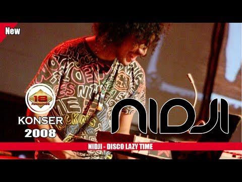 NIDJI - DISCO LAZY TIME (LIVE KONSER KALIMANTAN TIMUR 2008)