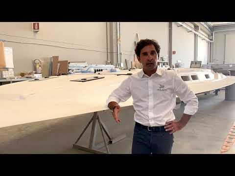 Daniele De Tullio Italia Yachts  Ostellato's Shipyard