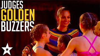 Best GOLDEN BUZZER Moments on Britain\'s Got Talent Part 3 | Got Talent Global