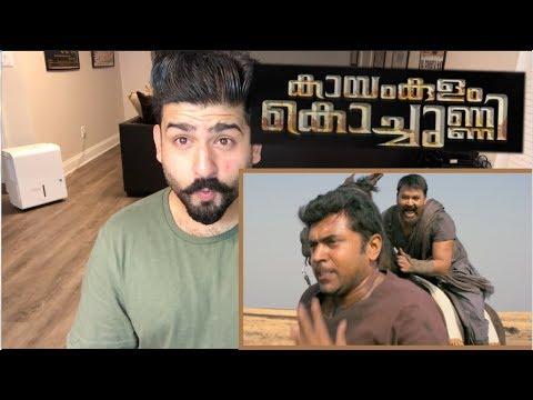Kayamkulam Kochunni Trailer Reaction | Nivin Pauly, Mohanlal | OMGGG!