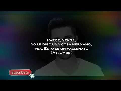 La Plata (Letra) - Juanes Ft Lalo Ebratt