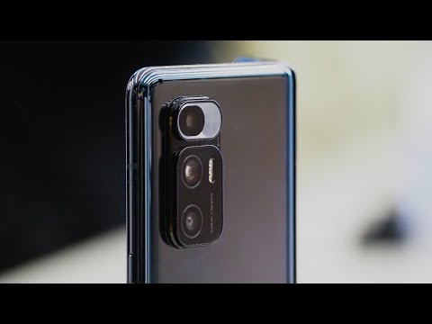 Xiaomi Mi Mix Fold Unboxing & Hands-on [English]