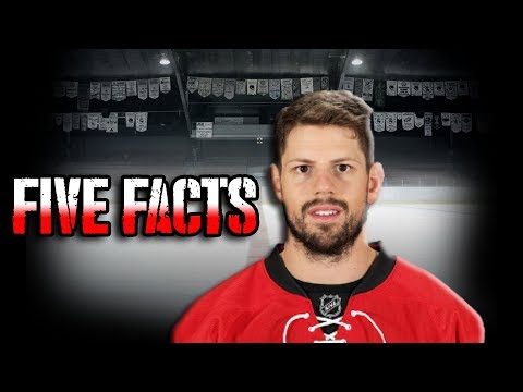 Nathan Gerbe/5 Facts You Never Knew