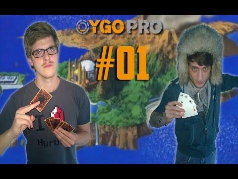 Let's Play YU-GI-OH! DEVPRO ONLINE [ger/facecam] #01 - Das Duell beginnt