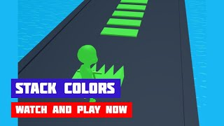 Stack Colors · Game · Gameplay