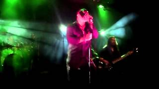 Symphony X -  To  Hell and Back  @ Warehouse Live  Houston TX  10 -11 -2015