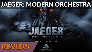 Audio Imperia Jaeger The Essential Modern Orchestral Library Review