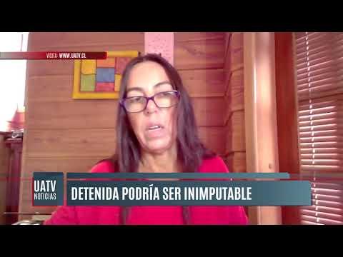 Mujer detenida por parricidio en Villarrica podría ser inimp