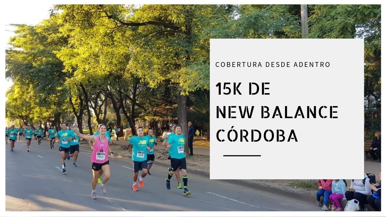 15K de New Balance Córdoba desde adentro Just Run en