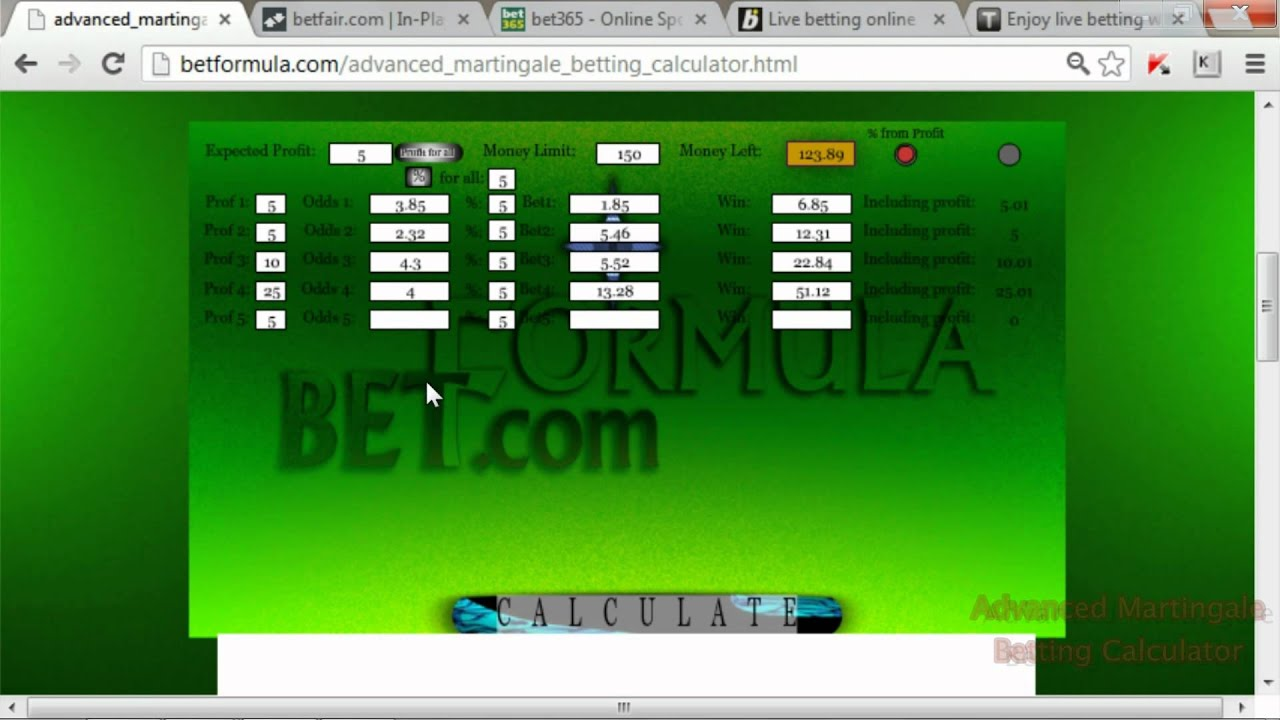 Roulette system 1 3 2 4
