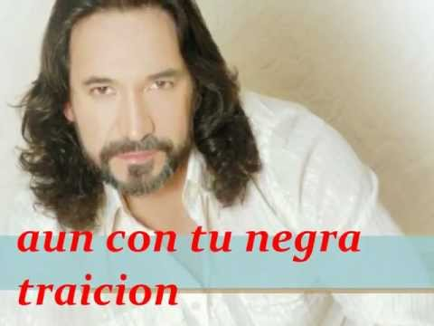 LETRA-- SI YA NO TE VUELVO A VER-- MARCO ANTONIO SOLIS