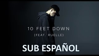 NF   10 Feet Down Audio ft Ruelle Sub español