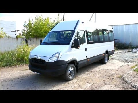 2013 Iveco Daily 50С15. Start Up, Engine, and In Depth Tour.