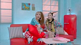 2NE1 - Go Away (Japanese Version) MV