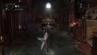 Bloodborne - Old Hunter Bone, how does it work?
