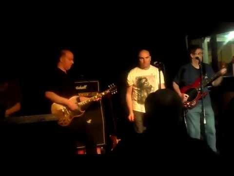 1000 Planets ~ Fire Will Burn ~ The Rolleston Swindon ~ 23/02/13