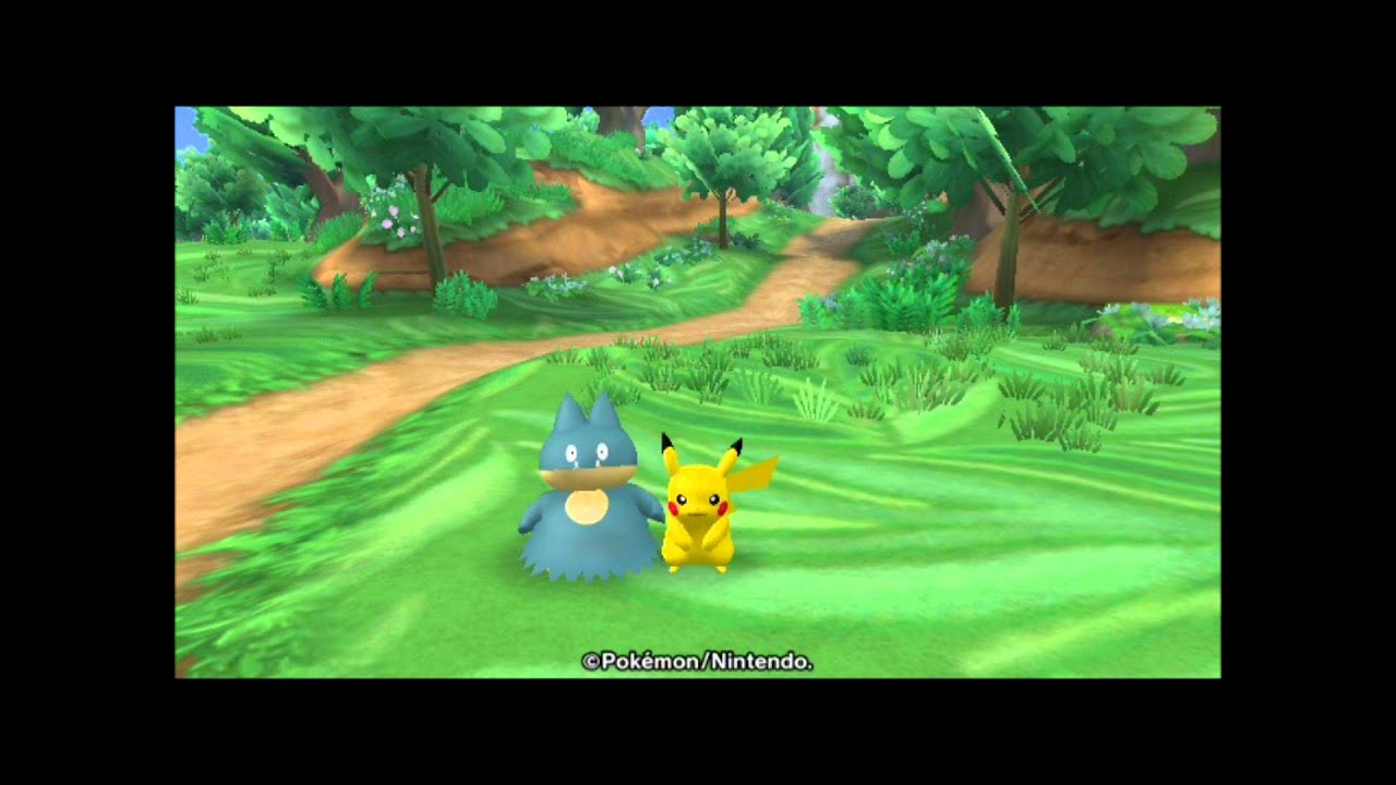 my pokepark wii pikachu 39 s adventure pictures youtube. Black Bedroom Furniture Sets. Home Design Ideas
