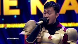 Pastel Warior VS Ulet Hip Hop, Juaranya Ternyata.. | The Mask Singer Eps. 13 (10/11) GTV 2018