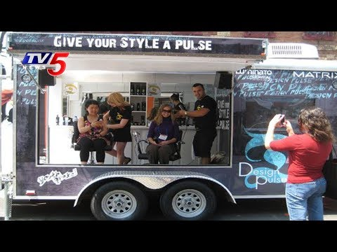 Salon On Wheels : Get Beauty Solutions At Your Doorsteps In A Vanity Van Soon | TV5 News