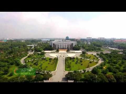Sắp có thêm khu đại học rộng hơn 500ha tại Bình Chánh - Thành Phố Hôm Nay [HTV9 – 26.04.2016]