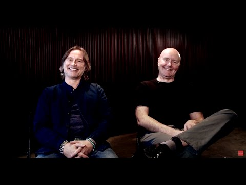 Irvine Welsh and Robert Carlyle on Begbie - The Blade Artist