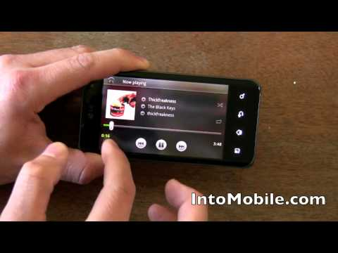 Android Music 3.0.336 demo: Google Music, refined interface