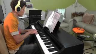 One Direction - You & I - Piano Cover - Slower Ballad Cover