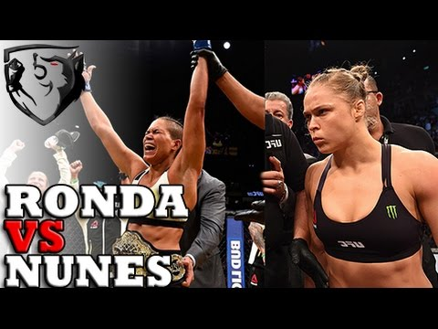 Thumbnail: Why Ronda Rousey Will Lose Against Amanda Nunes at UFC 207