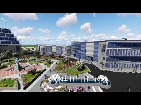 Business park project